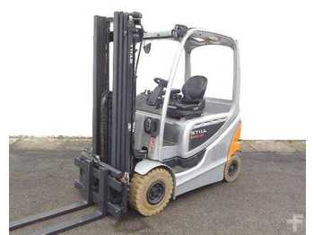 4-wheel front forklift Still RX 60-25 (5000 ore lavoro)