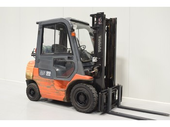4-wheel front forklift TOYOTA 42-7FGF25