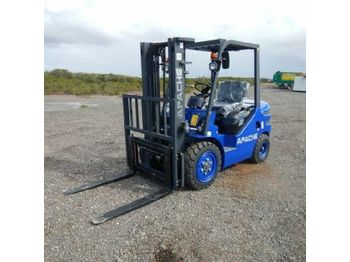 Unused 2019 Apache HH30Z - 4-wheel front forklift