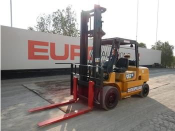 2004 Caterpillar DP50 - forklift
