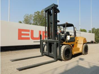2014 CAT DP150N - forklift