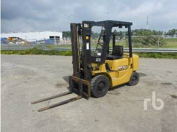 CATERPILLAR DP25K - forklift