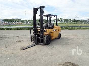 CATERPILLAR DP40K2 - forklift