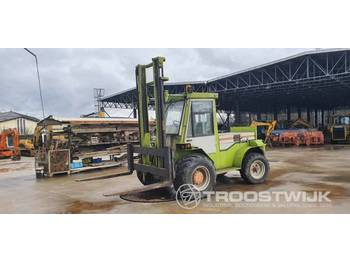 CLAAS Unitrac 60 - forklift