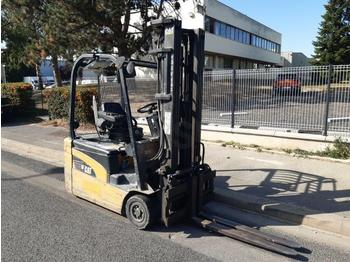 Forklift Caterpillar EP18NT: picture 1
