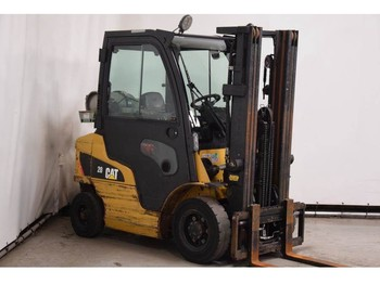 Forklift Caterpillar GP20N: picture 1