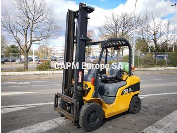 Leasing Caterpillar GP25N - forklift