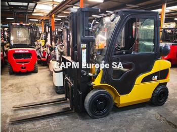 Forklift Caterpillar GP25N2