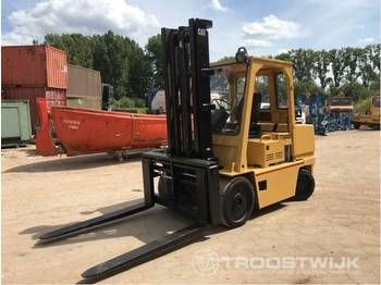 Forklift Caterpillar T150D: picture 1