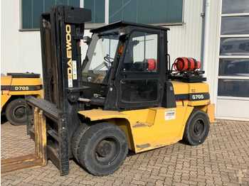 Forklift Daewoo G 70 S-2: picture 1