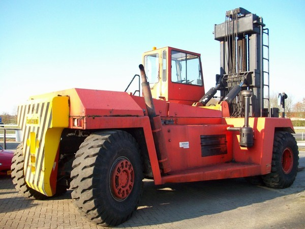 Fantuzzi FDC 420 forklift from Netherlands for sale at Truck1, ID