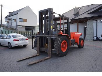 Forklift HYSTER H180E PERKINS 8T