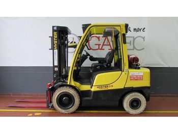 Forklift HYSTER H 3.5 FT ADVANCE GAS