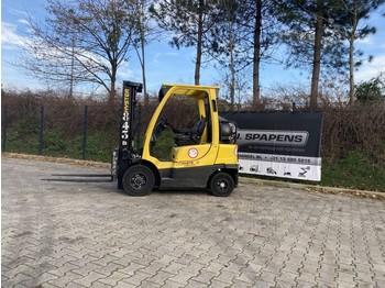 Forklift Hyster 2.5 FT Side shift vorkverstellers Freelift Container mast