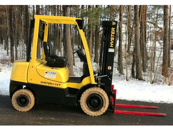 Forklift Hyster 2.5 XT - so gut wie neu