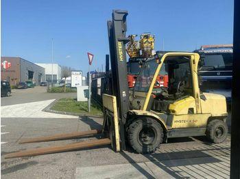 Forklift Hyster 4.50 - 5.999 HOURS - CARDAN DEFECT