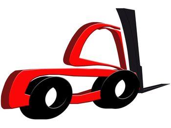 Forklift Hyster H16XM6
