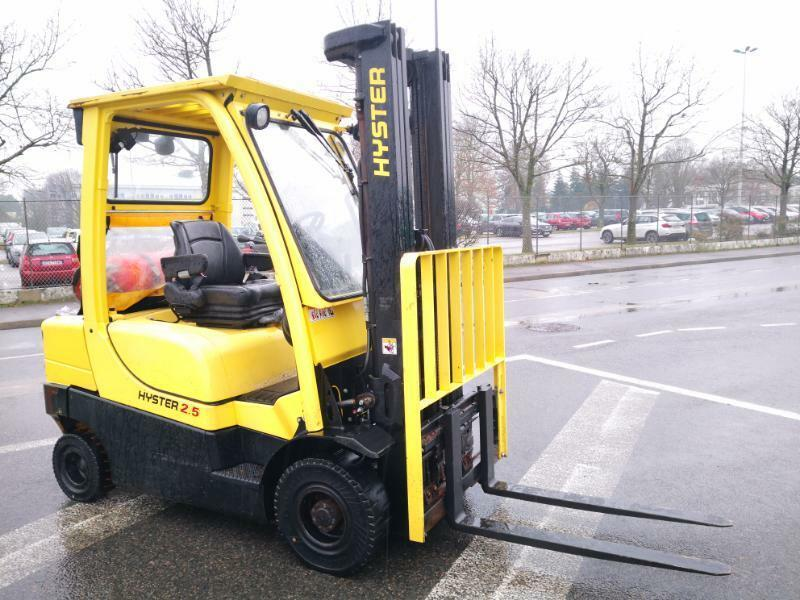 forklift Hyster H2.5CT