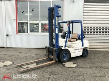 Forklift Hyster H3.00 XM / Gasstapler* 2740 kg Tkraft* Seitenhub