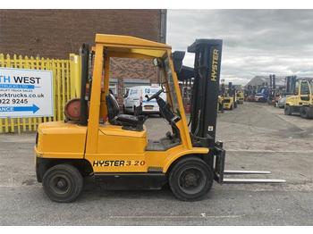Forklift Hyster H3.20XML