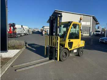 Forklift Hyster H3.5 FT / DuraMatch / nur 949h! / SS: picture 1