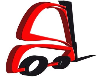 Forklift Hyster H4.5FT6 - TRIPLEX