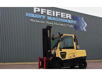 Forklift Hyster H5.0FT Diesel, 5t, Duplex 4000mm, Side-Shift.