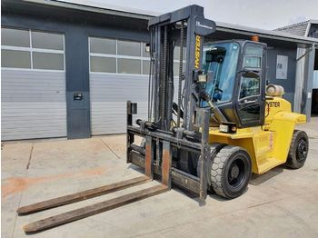 Forklift Hyster H9.00XM - 9 TONNE - 5330 WORKING HOURS
