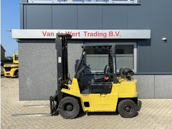 Forklift Hyster Heftruck Hyster H2.50XL Triplo 550 Freelift/Sideshift LPG