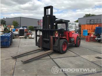 Forklift Hyster ISO 9002