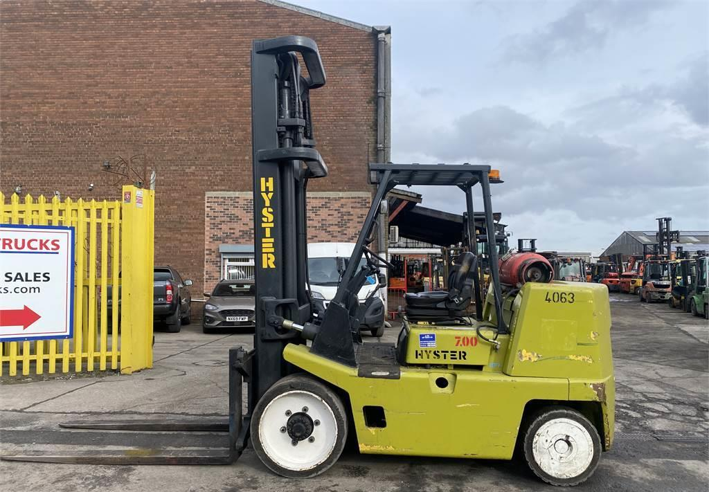forklift Hyster S7.00XL