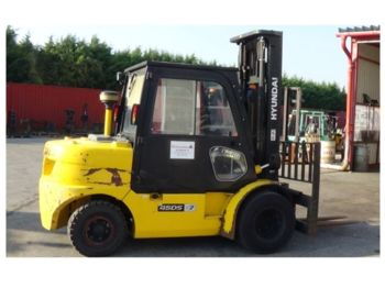 Hyundai 45DS-7 - forklift