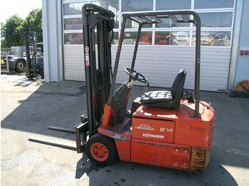 Forklift Linde E14 Baur.324 Seitensch. Frontst. neue Batterie!