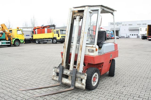 Ganz und zu Extrem Linde H25D Gapelstapler / Frontstapler Deutz-Motor forklift from @FI_21