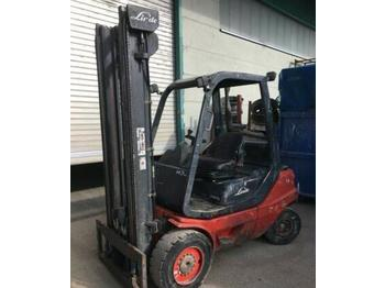 Forklift Linde H30D-03 3-fach Hydraulik: picture 1