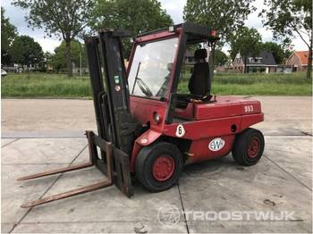 CAT VC60DSA forklift from Netherlands for sale at Truck1, ID