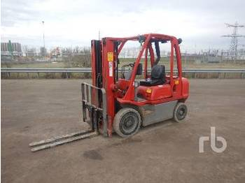 Forklift NISSAN FD02A250: picture 1