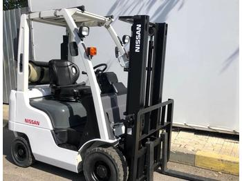 Forklift UniCarriers 8976 - NP1F1A15D