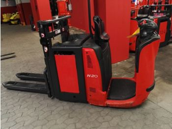 Order picker Linde N20 LI // 4081 Std Initialhub HH 1770 mm
