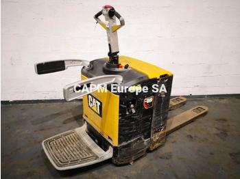 Pallet truck Caterpillar NPV20N: picture 1