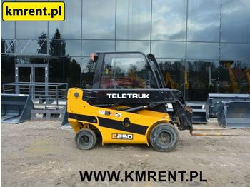 JCB 25 D | TLT 30 930 MANITOU 20 - reach stacker