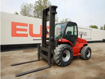 2013 Manitou MX50 - rough terrain forklift