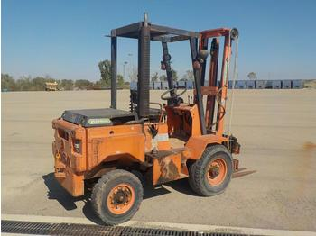Rough terrain forklift Ausa CS20