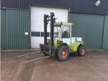 Rough terrain forklift CLAAS: picture 1