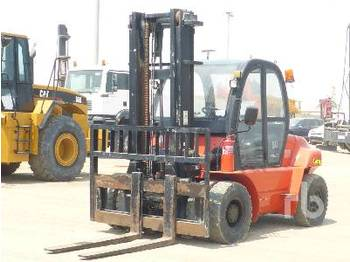 FEELER FD50T 5 Ton - rough terrain forklift