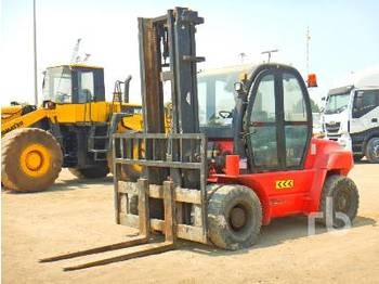 FEELER FD7T 7 Ton 4x4 - rough terrain forklift