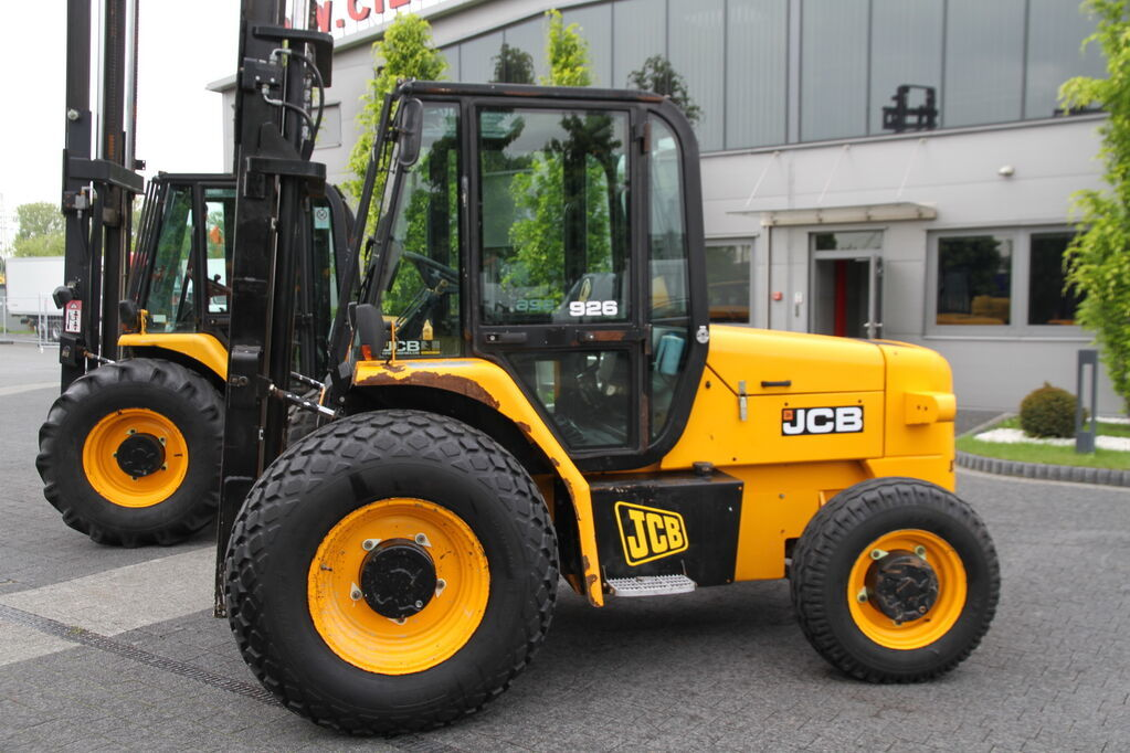 Jcb 926 4x4 Rough Terrain Forklift From Poland For Sale At Truck1 Id 4019087