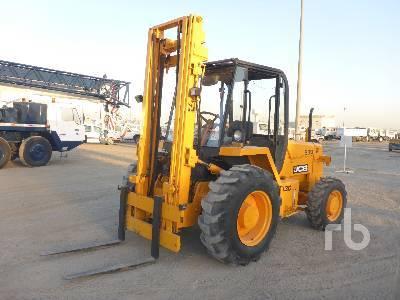 JCB 930 3 Ton 4x4 Rough Terrain Forklift From United Arab