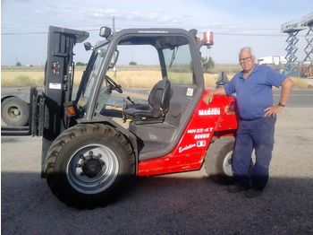 Rough terrain forklift MANITOU MH 25 - 4T Buggie