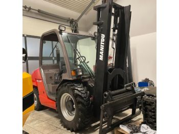 Rough terrain forklift MANITOU MSI30 Only 1162 hours